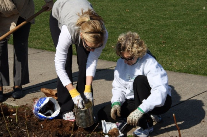 Planting Day 2011 – 6